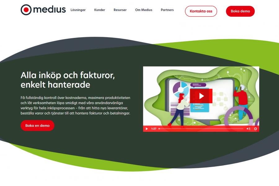 Maximera ditt företag – Medius
