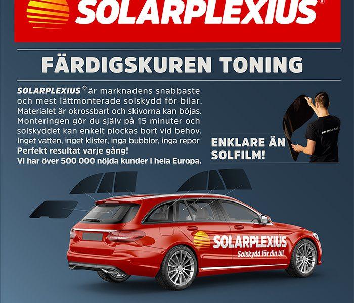 Insynsskydd till din bil – Solarplexius